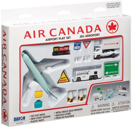 Air Canada Playset