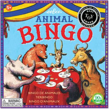 Animal Bingo Square (3ED)