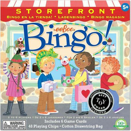 Storefront Bingo Square