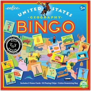 United States Bingo Square