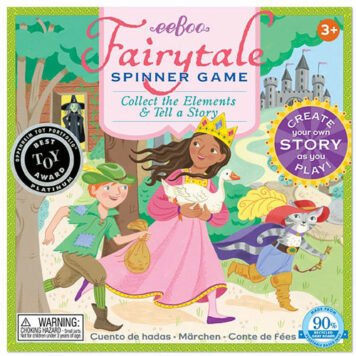 Fairytale Spinner Game (2ED)