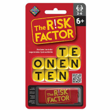 The Risk Factor Dice Board Game