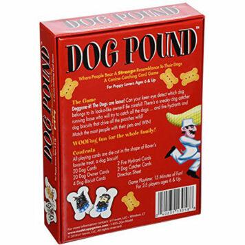 Dog Pound Card Game