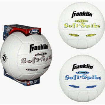 Franklin 5487 Super Soft Spikeï¾® Volleyball