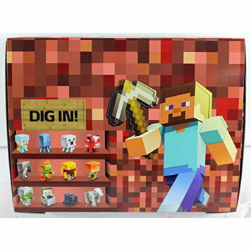 Minecraft Collectible Figure Mystery Blind Box (Case of 36)