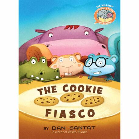 Elephant & Piggie Like Reading! The Cookie Fiasco