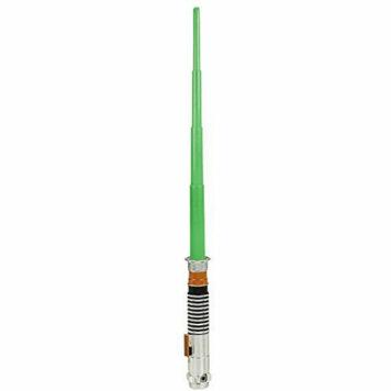 Star Wars Return of the Jedi Luke Skywalker Extendable Lightsaber