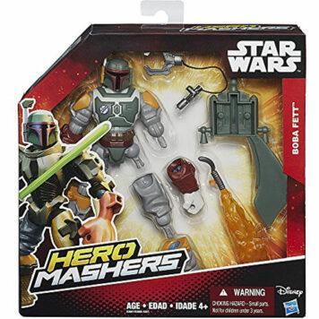 Star Wars Hero Mashers Episode VI Boba Fett