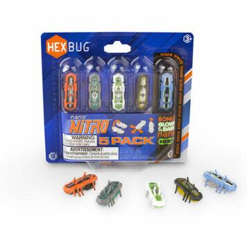 HEXBUG nano Nitro 5-Pack