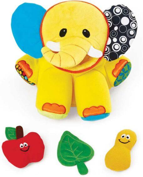 Lil' Hungry Elephant