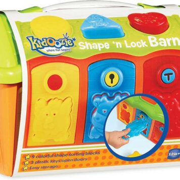 Shape 'n Lock Barn