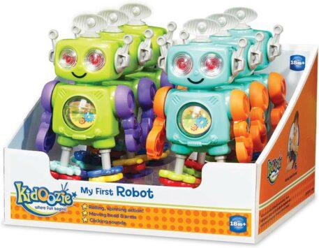 My First Robot