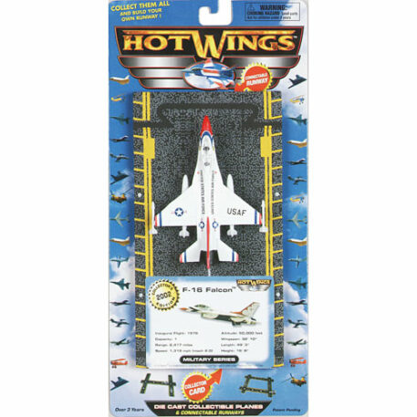 F-16 (with Thunderbird Markings)