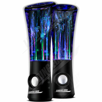 Leading Edge X3 Water Dancing Speakers – Black