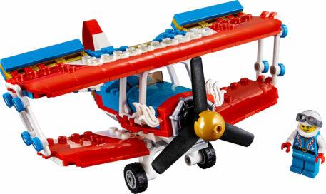 LEGO Creator - Daredevil Stunt Plane