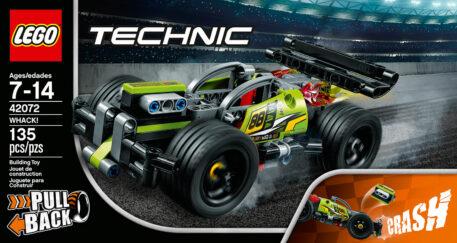 Technic - WHACK!