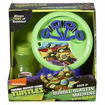 Little Kids TMNT Bubble Machine
