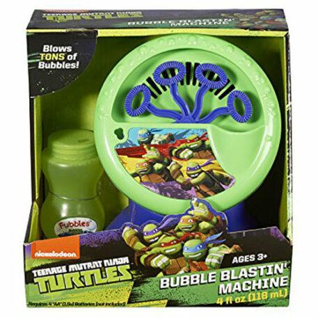 Little Kids TMNT Bubble Machine