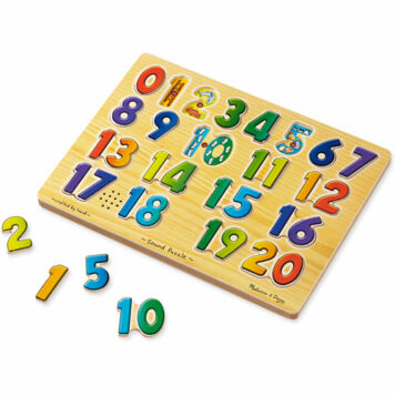 Numbers Sound Puzzle