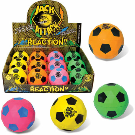 JACK ATTACK STREET BALL