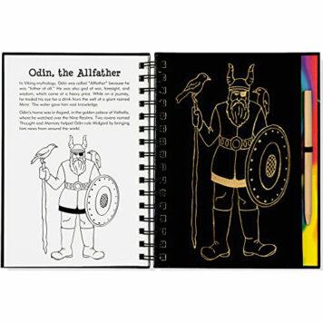 Scratch and Sketch Vikings! (Scratch & Sketch)
