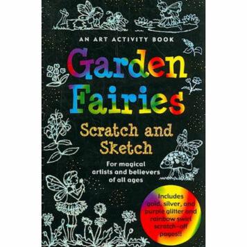 Garden Fairies [With Scratch Off Pencil] [ GARDEN FAIRIES [WITH SCRATCH OFF PENCIL] ] By Peter Pauper Press( Author) on Apr, 01,