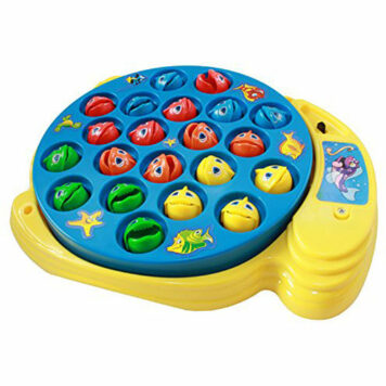 Games - Pressman Toy - Let's Go Fishin' Combo Game (incl Go Fish Card) 0058-06