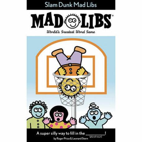 Slam Dunk Mad Libs
