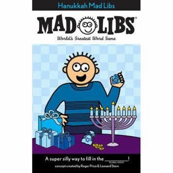 Hanukkah Mad Libs