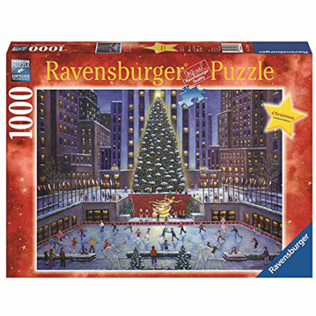 NYC Christmas - 1000 piece