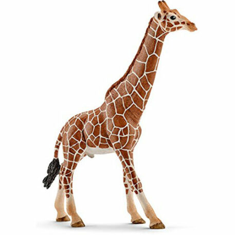 Schleich Male Africa Giraffe Toy Figure