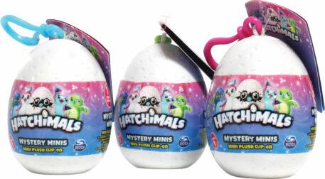 "3.5"" Hatchimal Plush W/ Sound"