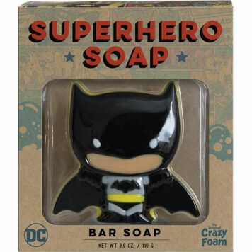 Superhero Soap Ast