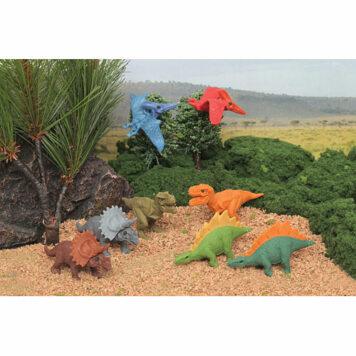 Erasers - Dinosaurs