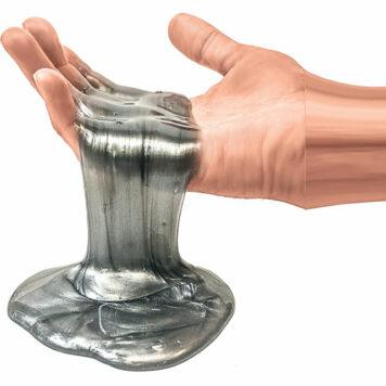 Lava Metal Ooze