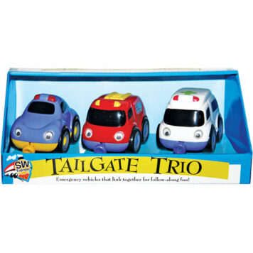 Tailgate Trio Emergency
