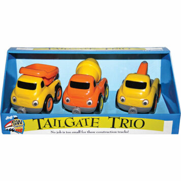 Tailgate Trio Construction