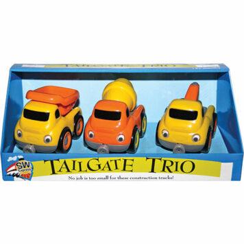 Tailgate Trio Construction