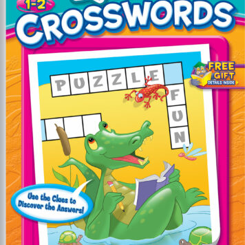 My First Crosswords Little Busy Book