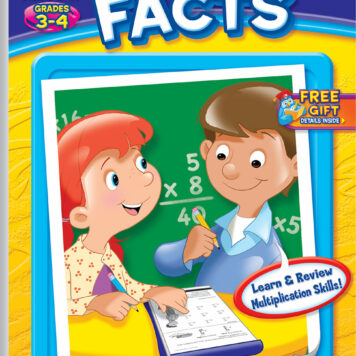 Multiplication Facts Little Get Ready! Book
