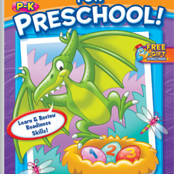 Get Ready for Preschool! Little Get Ready Book!