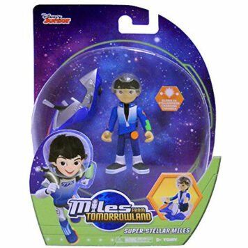 Miles From Tomorrowland Small Figure, Super Stellar Miles
