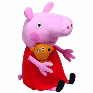 TY Beanie Buddy Large Peppa Pig - 15 Inch