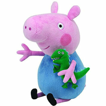Peppa Large - Schorsch, 25cm [german Version]