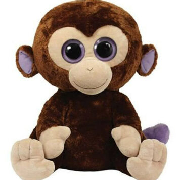 Ty Beanie Boos Coconut the Monkey (Large)