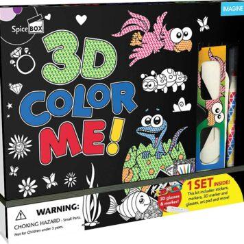 3D Color Me!