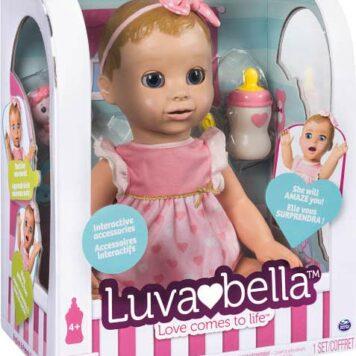 Luvabella Doll Blond