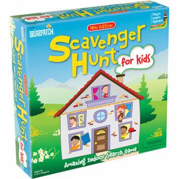 Scavenger Hunt For Kids (new Packaging)