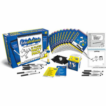 Telestrations 12 Player-Party Pack - PARTY GAME
