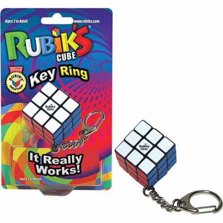 Rubik's Key Ring